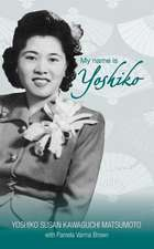 My Name Is Yoshiko