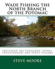 Wade Fishing the North Branch of the Potomac:  Including the Casselman, Savage, Youghiogheny and Trout Streams