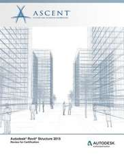 Autodesk Revit Structure 2015 Review for Certification