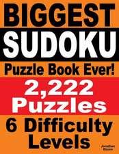 Biggest Sudoku Puzzle Book Ever