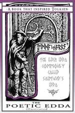The Poetic Edda - Illustrated