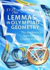 Andreescu, T:  Lemmas in Olympiad Geometry