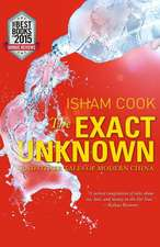 The Exact Unknown and Other Tales of Modern China