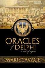 Oracles of Delphi: A Novel of Suspense