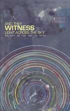 And They Witness Light Across the Sky (Softcover)