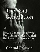 The Void Generation
