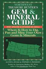 Northwest Treasure Hunters  Gem & Mineral Guides  to the USA, 6th Edition