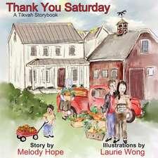 Thank You Saturday