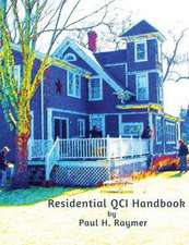 Residential Qci Handbook