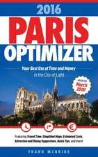 Paris Optimizer 2016