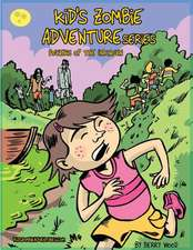 Kid's Zombie Adventure Series - Powers of the Unknown