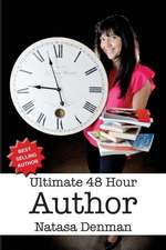 ULTIMATE 48 HOUR AUTHOR