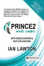 Prince2 Made Simple