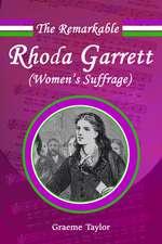 The Remarkable Rhoda Garrett