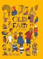 Old Farts: Short Stories About Aging From Romania