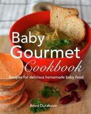 Baby Gourmet Cookbook