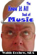 The Know It All Book of Music