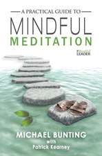 A Practical Guide to Mindful Meditation