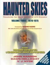 Haunted Skies Volume 3 1970-1975