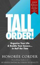 Tall Order!