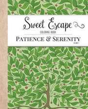 Sweet Escape Coloring Book