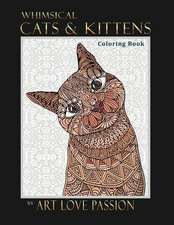Whimsical Cats & Kittens