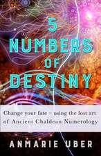 5 Numbers of Destiny