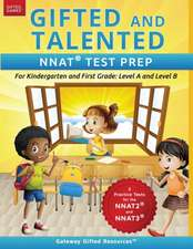 Gifted and Talented NNAT Test Prep