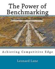 The Power of Benchmarking