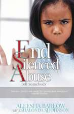 End Silenced Abuse: Tell Somebody