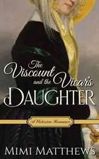 The Viscount and the Vicar's Daughter