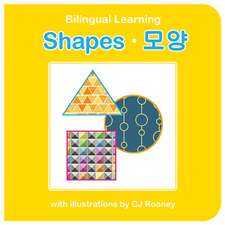 Shapes (English-Korean)