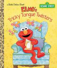 Elmo's Tricky Tongue Twisters (Sesame Street):  The Birthday Suit