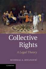 Collective Rights: A Legal Theory