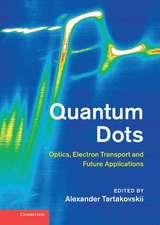 Quantum Dots: Optics, Electron Transport and Future Applications