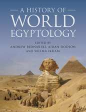 A History of World Egyptology