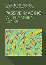 Passive Imaging with Ambient Noise