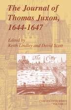 The Journal of Thomas Juxon, 1644–1647