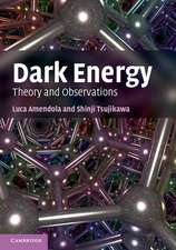 Dark Energy: Theory and Observations