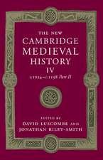 The New Cambridge Medieval History: Volume 4, c.1024–c.1198, Part 2