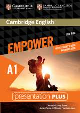 Cambridge English Empower Starter Presentation Plus (with Student's Book and Workbook)