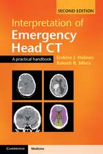 Interpretation of Emergency Head CT: A Practical Handbook