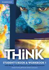 Think Level 1 Student's Book and Workbook, eBook, Virtual Classroom and Online Expansion (for Italy)
