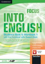 Focus-Into English Level 1 Student's Book and Workbook with Audio CD, Active Digital Book and Support Book Italian Edition