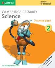 Cambridge Primary Science Stage 2 Activity Book