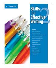 Skills for Effective Writing Level 2 Student's Book