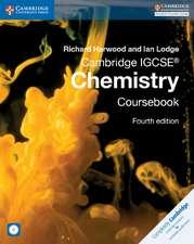 Cambridge IGCSE® Chemistry Coursebook with CD-ROM