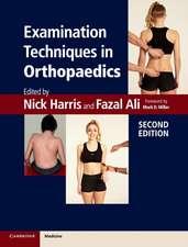 Examination Techniques in Orthopaedics