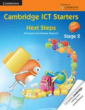 Cambridge ICT Starters: Next Steps, Stage 2