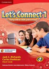 Let's Connect Level 1 Student's Book Polish Edition